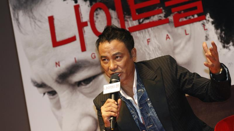 Hong Kong actor Simon Yam stabbed on stage in mainland China