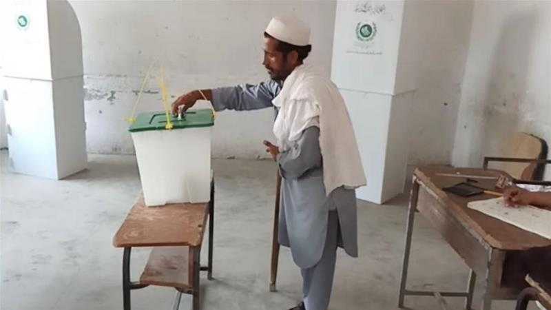Historic election held in Pakistan's former tribal districts