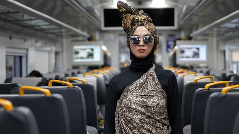 Why are big brands buying into Muslim fashion?
