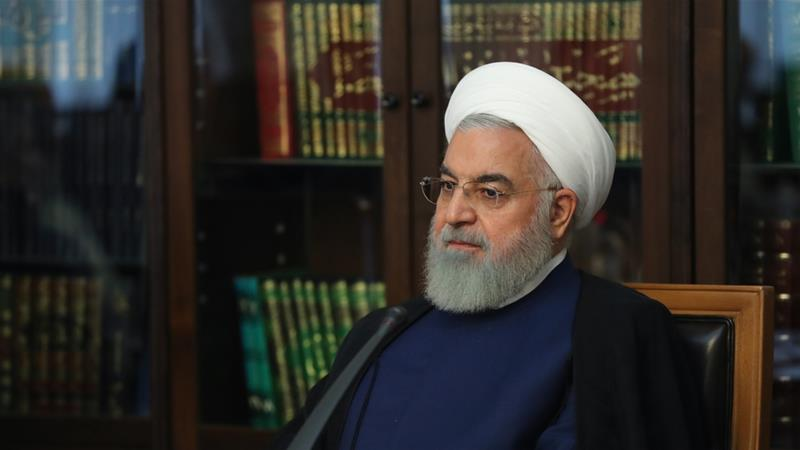 Iran's Rouhani hints at possible swap for seized tankers