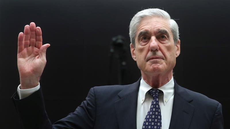Robert Mueller testimony: As it happened | USA News | Al Jazeera