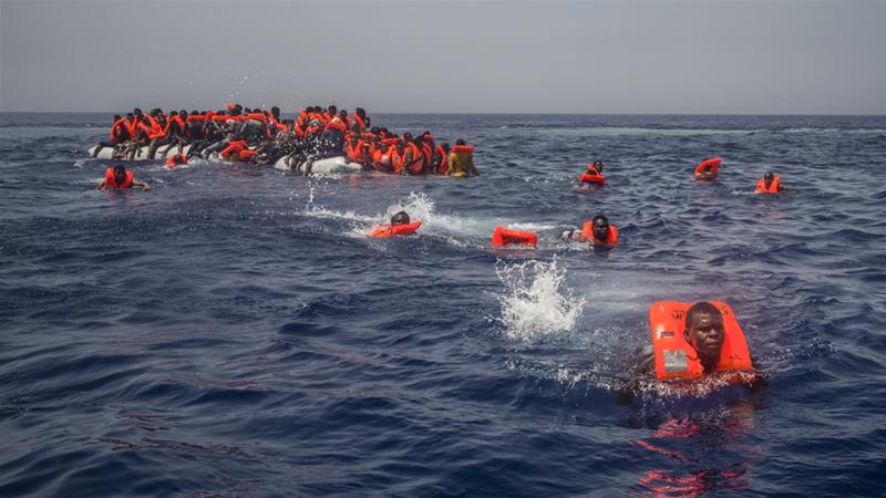 Nearly 700 deaths have been recorded in the Mediterranean so far this year, according to the UN [File: Santi Palacios/AP]