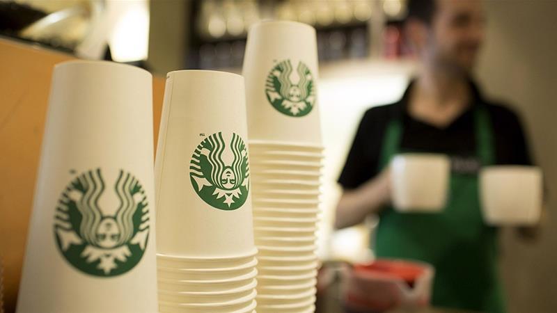 Starbucks traffic surges, posts best sales growth in three years