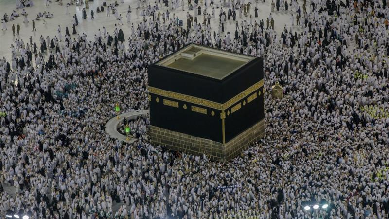 The six-day Hajj pilgrimage is obligatory once in a lifetime for all Muslims with the means to afford it [File: Dar Yasin/AP]