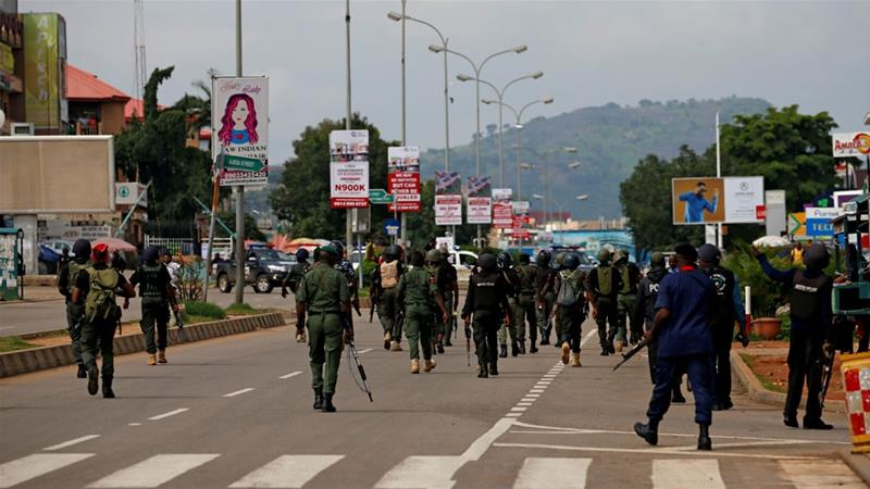 Nigeria's Shia organisation says 20 members killed in protests