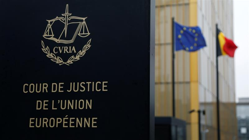 The European Commission referred Hungary to the Luxembourg-based ECJ in 2017 [File: Francois Lenoir/Reuters]
