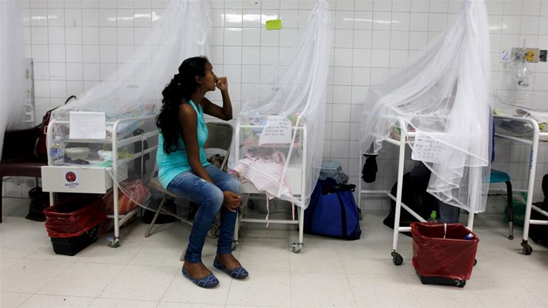 Honduran hospitals overrun by dengue fever epidemic