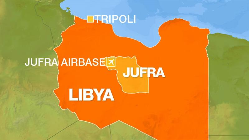 Five doctors killed in Libya air raid