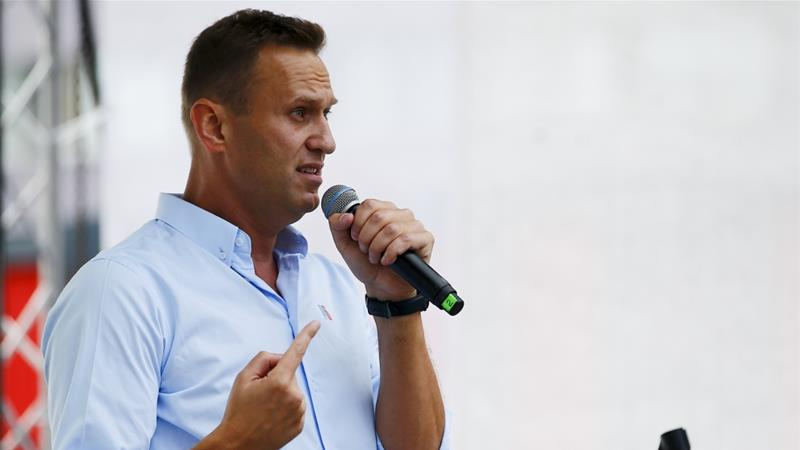 Russia's Alexei Navalny discharged from hospital: Doctor | Russia ...