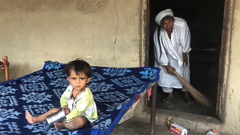 Pakistani Hindus promised a home in India demand citizen rights