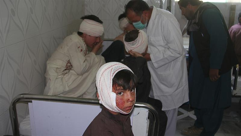 UN: Nearly 4,000 Afghans killed and wounded in first half of 2019