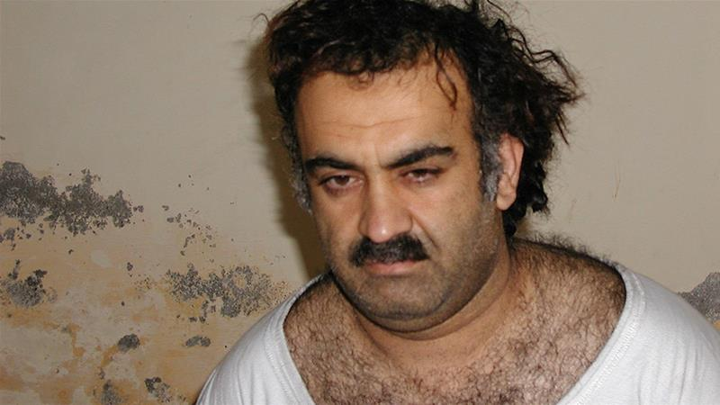 Khalid Sheikh Mohammed was captured in Pakistan in 2003 and has been held in Guantanamo Bay prison since 2006 [File: AP]
