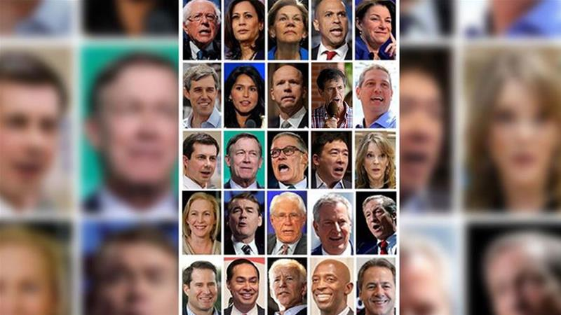Who are the 2020 US Democratic presidential candidates? | USA News