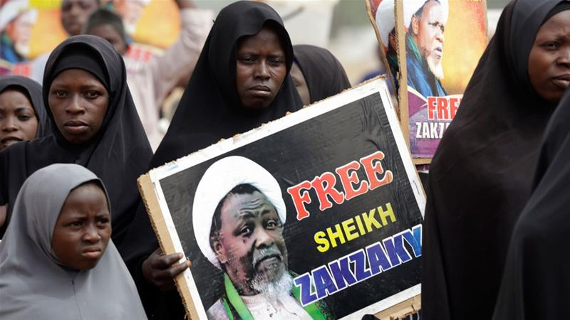 Why has Nigeria banned the main Shia Muslim group?