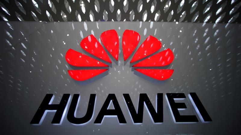 The US government added Huawei to a trade blacklist in May, saying the Chinese company was involved in activities contrary to US national security [File: Aly Song/Reuters]