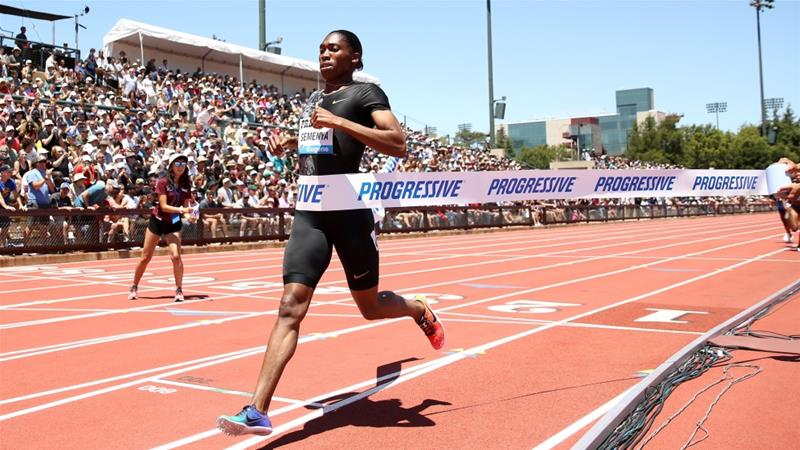 Caster Semenya out of Doha World Championships after court ruling