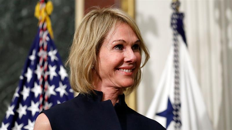 Kelly Craft is new US envoy to UN