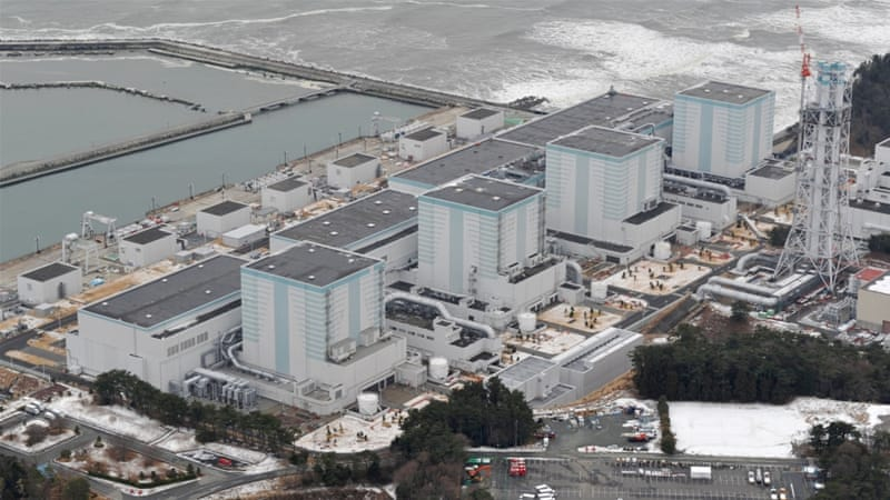 Japan to scrap remaining nuclear reactors in Fukushima