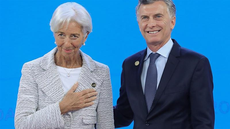 Argentina loses an ally as Lagarde departs the IMF