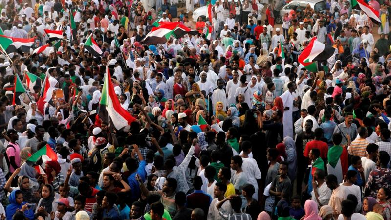 'Our revolution won': Sudan's opposition lauds deal with military
