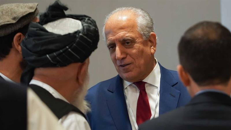 Intra-Afghan negotiations to follow US-Taliban deal: Khalilzad