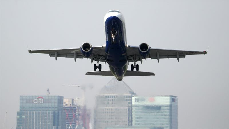 British Airways share price hit after record data theft fine