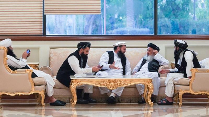 US, Taliban push for peace deal in new round of Doha talks