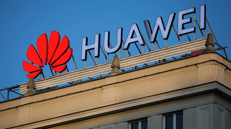 Citing national security concerns, US President Donald Trump placed Chinese technology firm Huawei on an 'Entity List' in May, effectively banning US companies from conducting business with it [Kacper Pempel/Reuters]