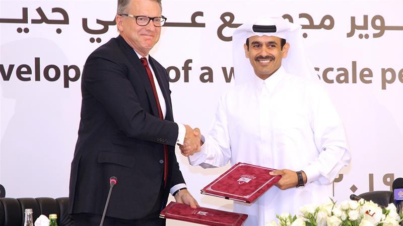 Qatar signs $8bn petrochemical deal with Chevron | Saudi Arabia News