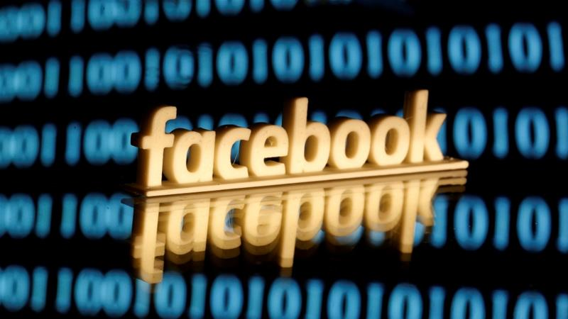 Facebook recently agreed to pay a record $5bn fine to settle a US Federal Trade Commission data privacy inquiry [Dado Ruvic/Reuters]