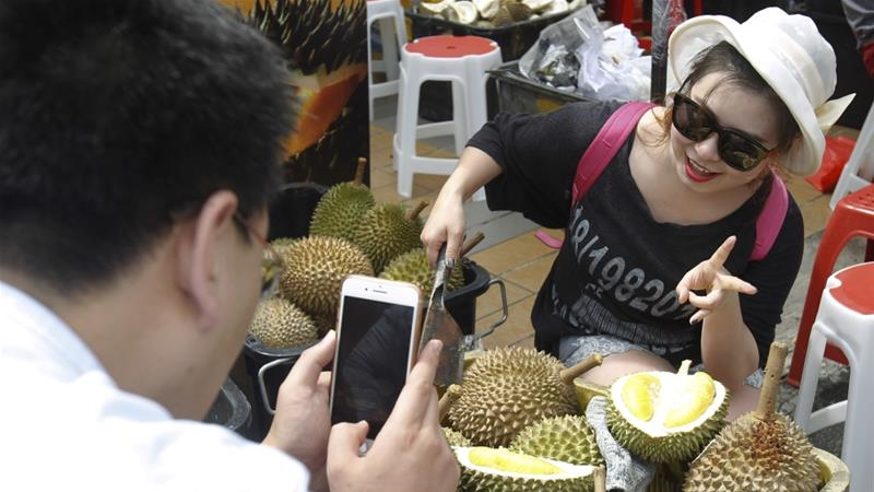 Durian rush creates thorny environmental problems in