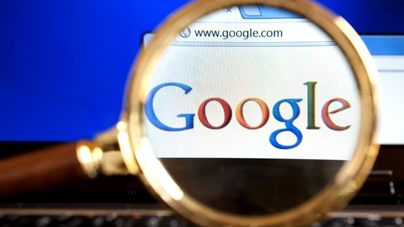 Moscow is warning Google against election 'interference'