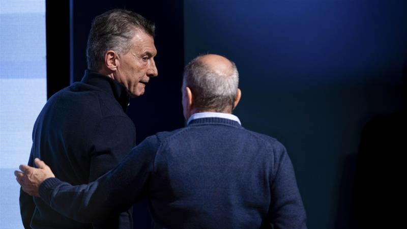 Macri suffers crushing defeat in key Argentina primaries