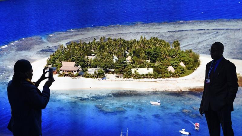 Australian Coal Use An Existential Threat To Islands Fiji