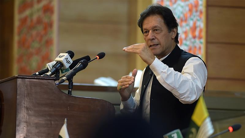 PM Khan: Modi has committed 'strategic blunder' in Kashmir