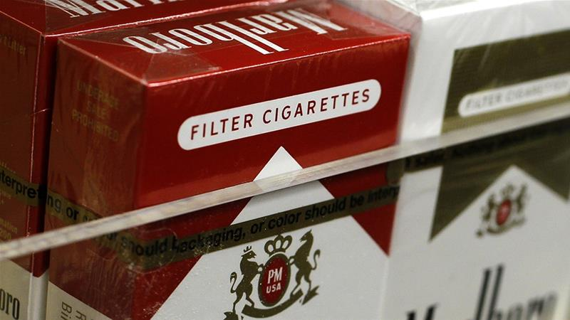 Cigarettes sold in the USA could soon come with graphic warnings