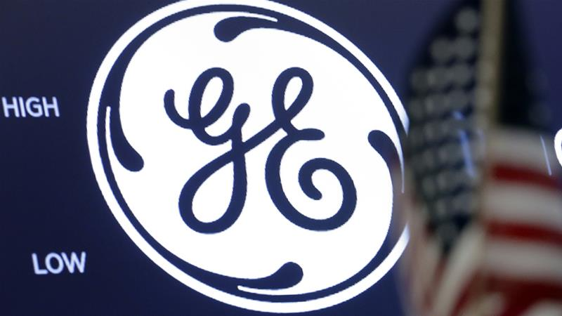 Industrial giant General Electric - whose businesses span aviation, finance, healthcare and more - is under scrutiny after a report released this week claimed the company has limited cash flow and is insolvent [Richard Drew/The Associated Press]