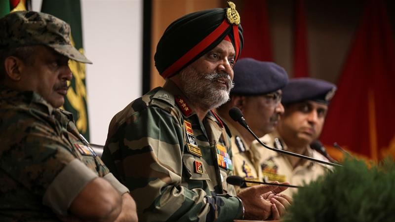 India asks Pakistan Army to take back bodies of BAT squad