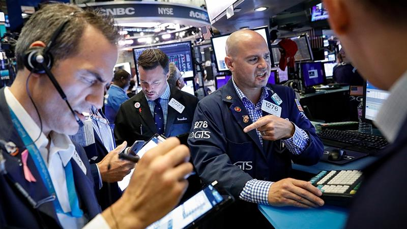 Worries over the escalating trade war between the United States and China sent markets down this week with US stocks suffering their biggest weekly loss since December 2018