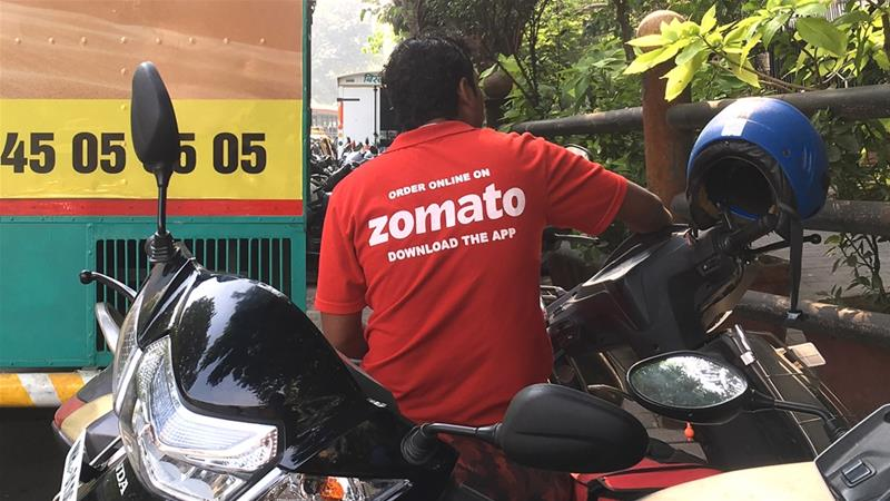 India: Police warn Hindu man for rejecting Muslim Zomato driver