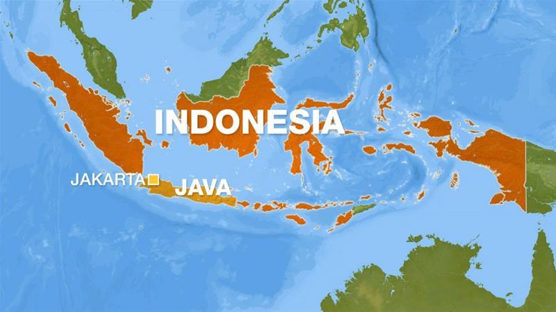 Peta Jawa / Al Jazeera [Daylife]