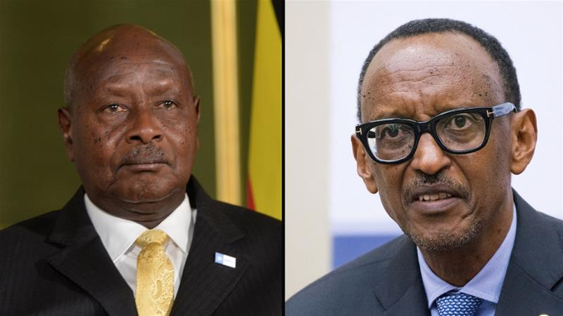 Presidents Of Rwanda And Uganda Sign Pact To Ease Tensions