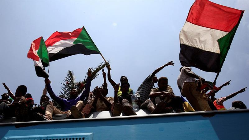 11 >> Sudan Forms 11 Member Sovereign Council Headed By Al Burhan Sudan