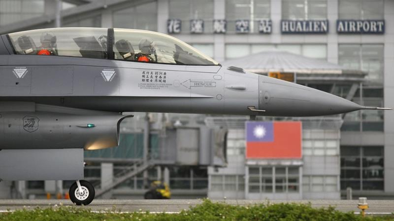 China to target U.S. firms over F-16 sale to Taiwan
