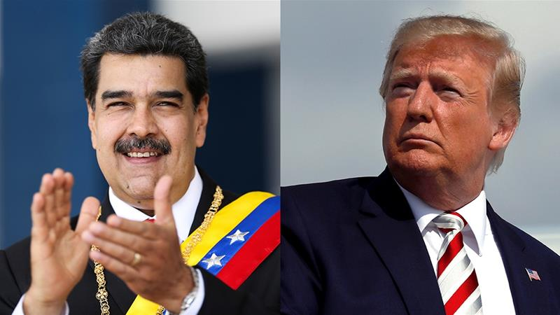 US sanctions have further strained Venezuela's collapsing economy [Reuters]