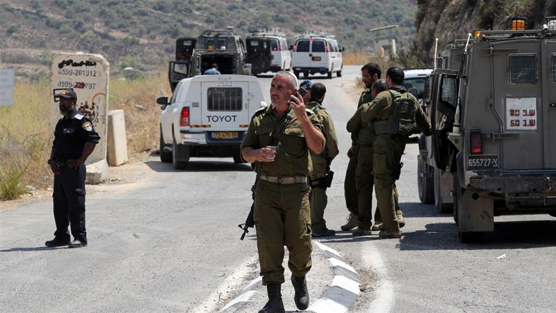 One killed, two wounded in Israeli settlement bomb attack