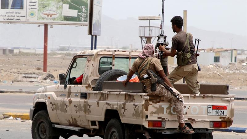 Yemeni government forces take control of Ataq after clashes