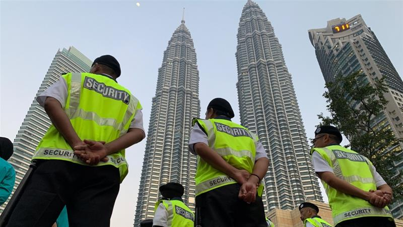 Malaysia imposes the mandatory death penalty for possession of a certain amount of cocaine and other drugs [File: Matthew Tostevin/Reuters]