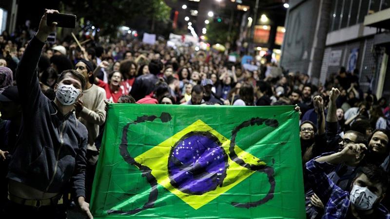 Resultado de imagen para human rights watch brazil