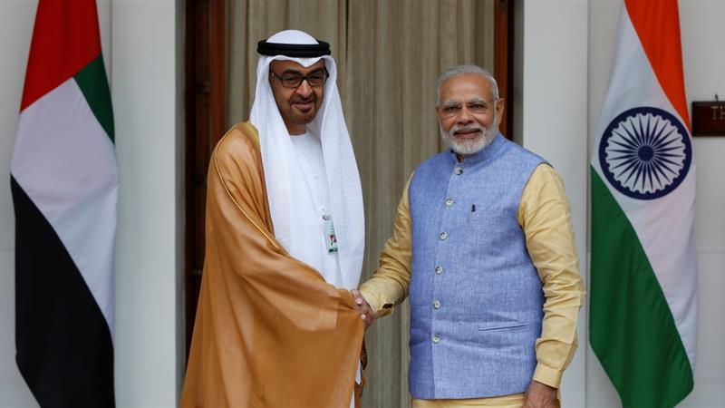 India's Narendra Modi gets top UAE honour amid Kashmir